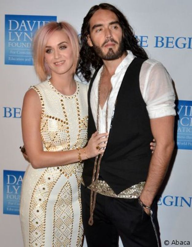 Katy Perry et Russell Brand divorcent