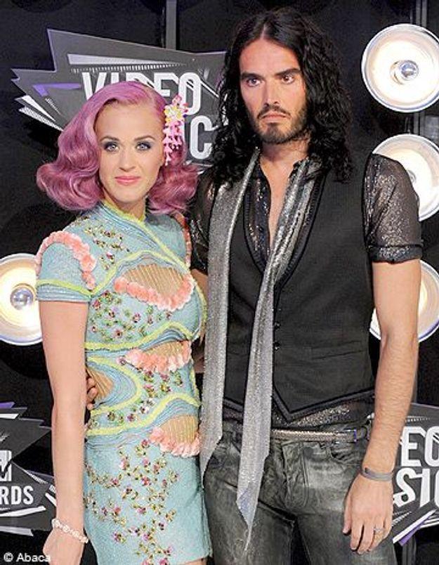 Katy Perry et Russell Brand : les premiers divorcés de 2012 ?