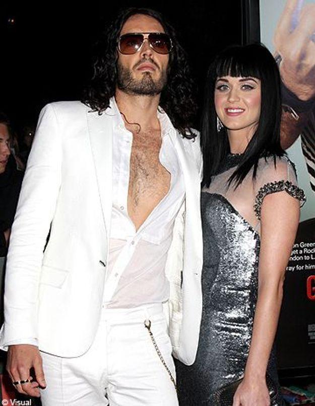 Katy Perry et Russell Brand: prêts pour leur mariage en Inde