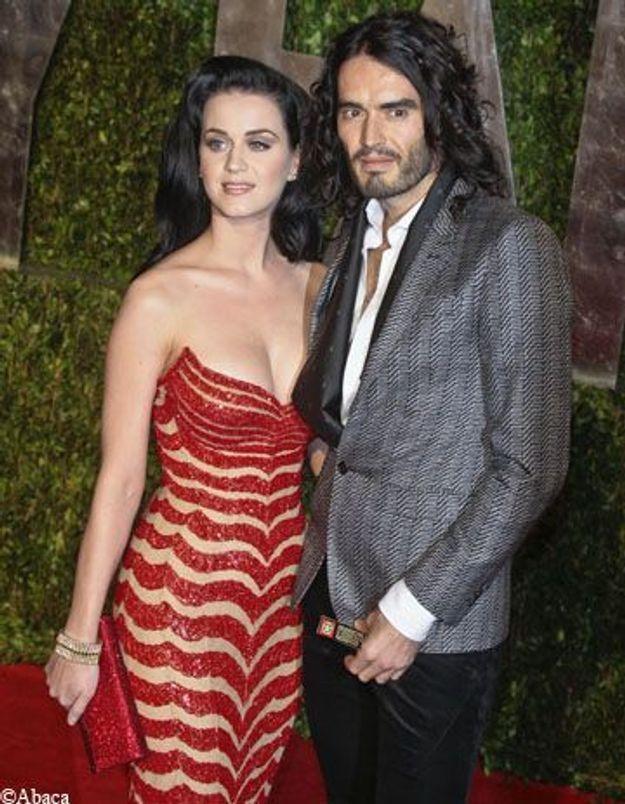 Katy Perry et Russell Brand se sont dit «oui» en Inde