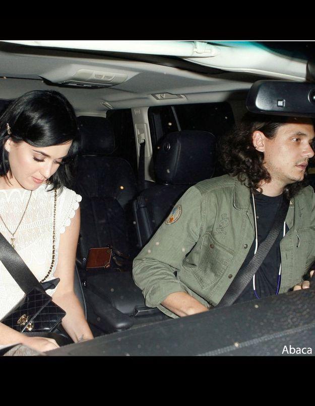 Katy Perry : John Mayer l'a larguée… par e-mail