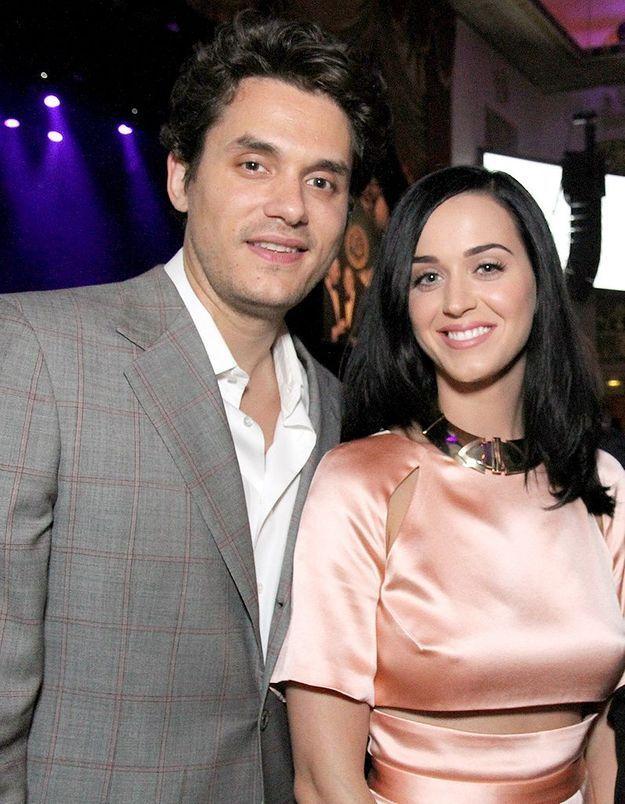 Katy Perry oublierait-elle Robert Pattinson dans les bras de John Mayer ?
