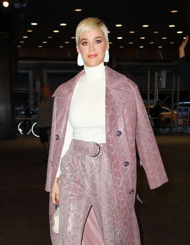 Katy Perry révèle avoir pensé au suicide en 2017