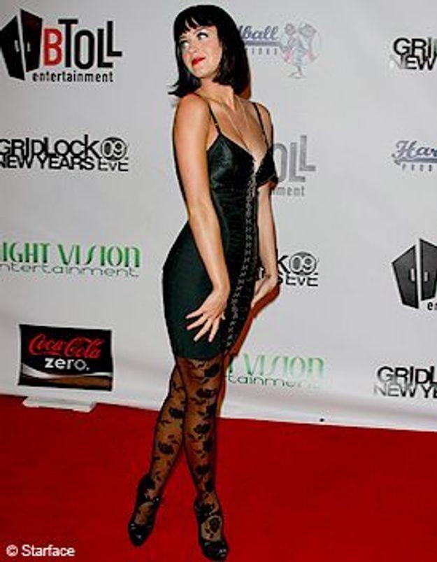 Katy Perry : un nouveau look pour la nouvelle année !
