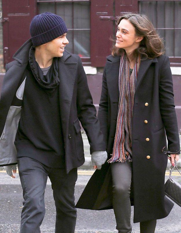 Keira Knightley, mariée en France ce week-end ?