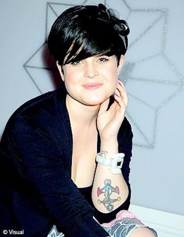 Kelly Osbourne, une gifle par amour !
