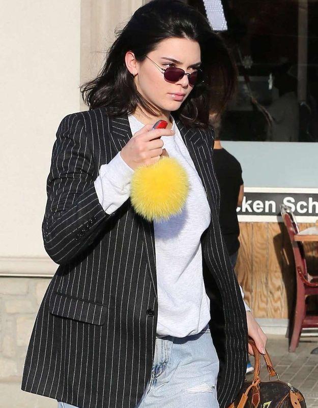 Kendall Jenner enceinte : une photo sème le doute !