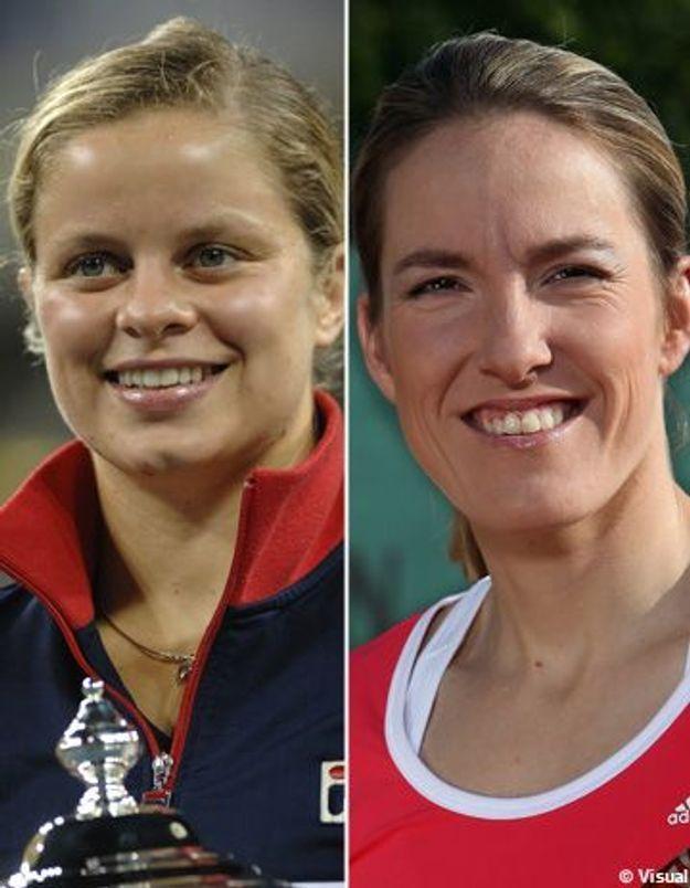 Kim Clijsters/Justine Hénin : les ex-retraitées en finale !