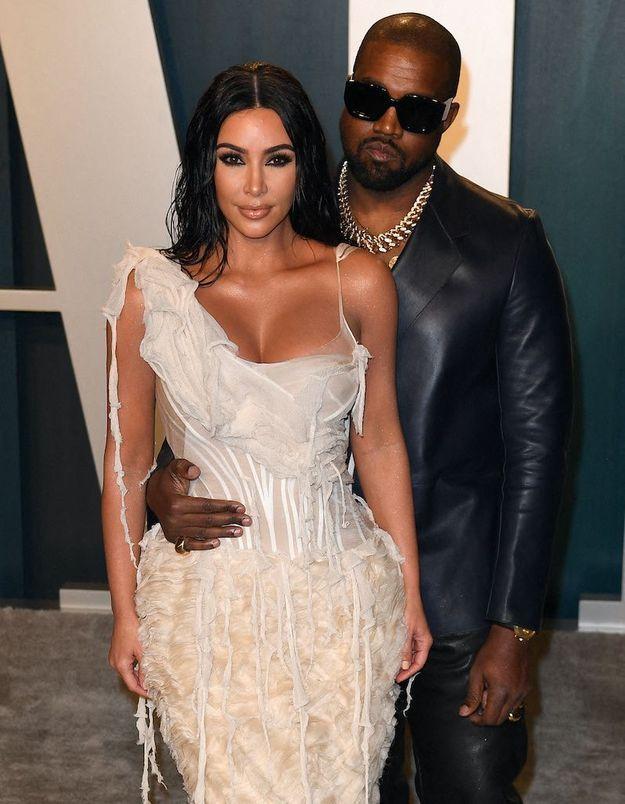 Kim Kardashian « désespérément inquiète » à propos de la santé mentale de Kanye West