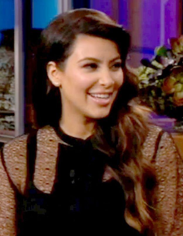 Kim Kardashian : en mars, elle se moquait du prénom « North »