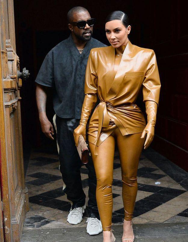 Kim Kardashian et Kanye West : rien ne va plus ?
