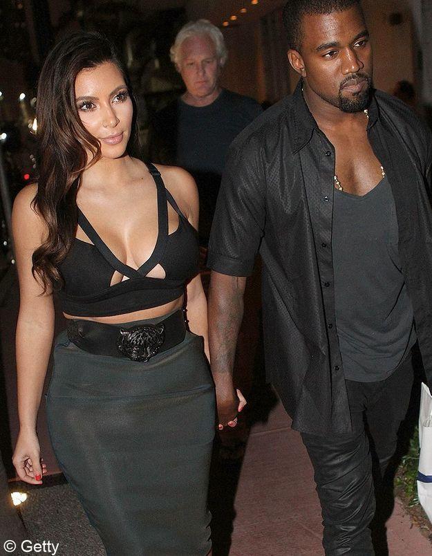 Kim Kardashian : fiancée le jour de ses 32 ans ?
