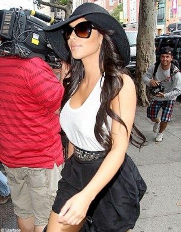 Kim Kardashian s'est mariée devant 440 invités VIP