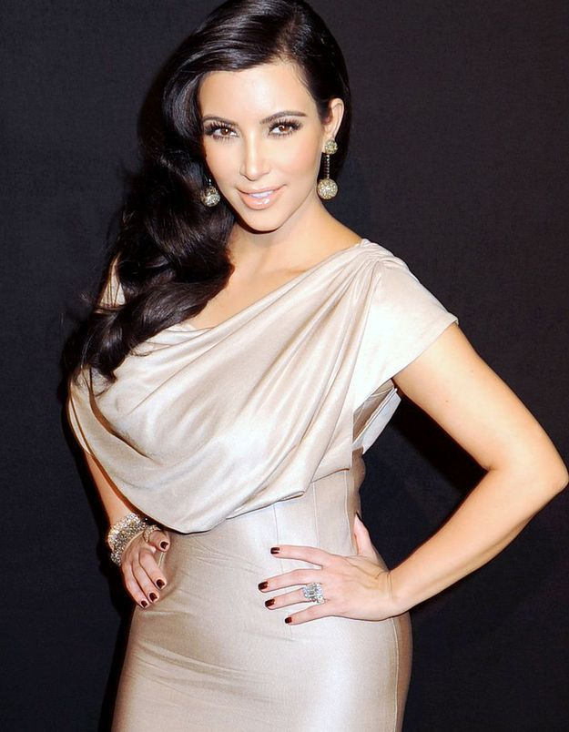 Kim Kardashian : son ex-mari brade sa bague de fiançailles aux enchères