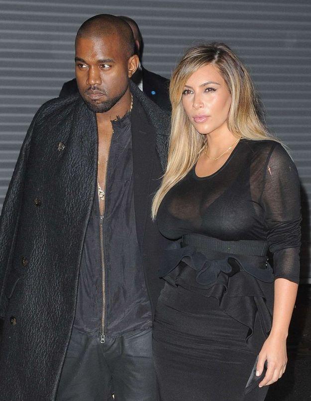 Kim Kardashian, son troisième mariage prévu avec Kanye West !