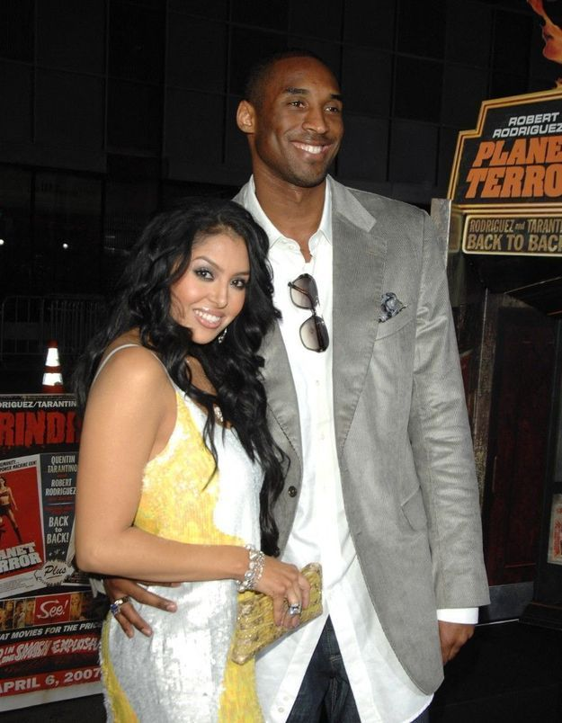 Kobe Bryant : le vibrant hommage de son épouse Vanessa pour leur anniversaire de mariage
