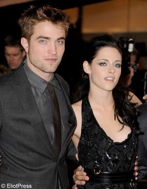 Kristen Stewart et Robert Pattinson à nouveau réunis