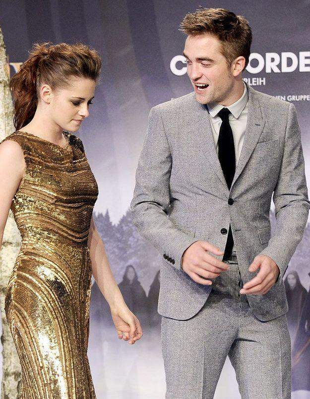 Kristen Stewart et Robert Pattinson : rien ne va plus !