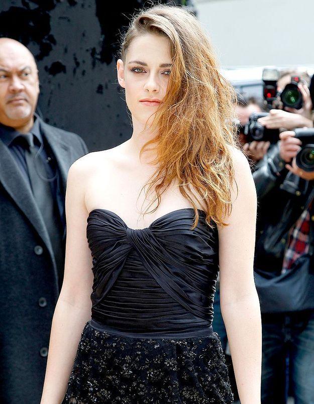 Kristen Stewart insulte un paparazzi