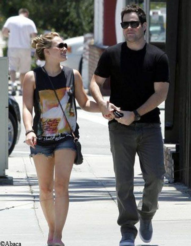 L'actrice Hilary Duff est enceinte