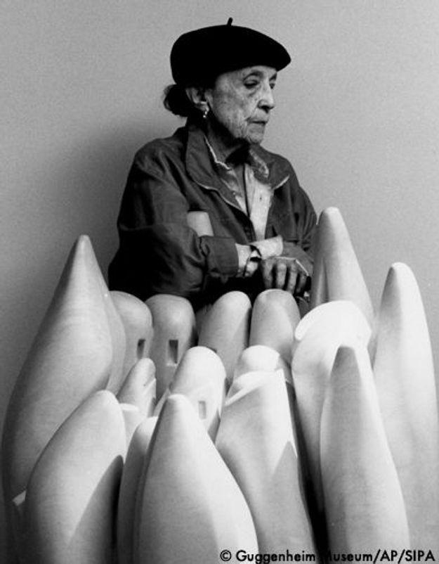 L'artiste Louise Bourgeois est décédée