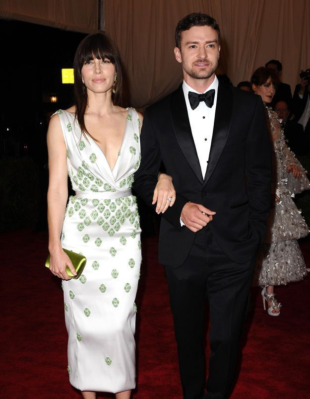 L'émouvante déclaration de Justin Timberlake à Jessica Biel