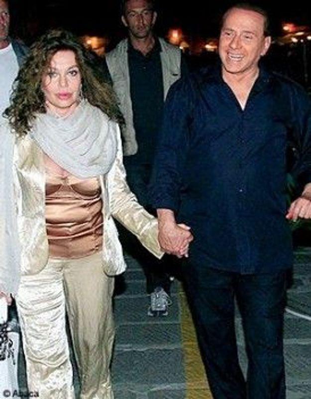 L'épouse de Silvio Berlusconi demande le divorce !