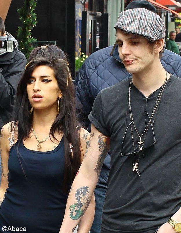 L'ex-mari d'Amy Winehouse va mieux