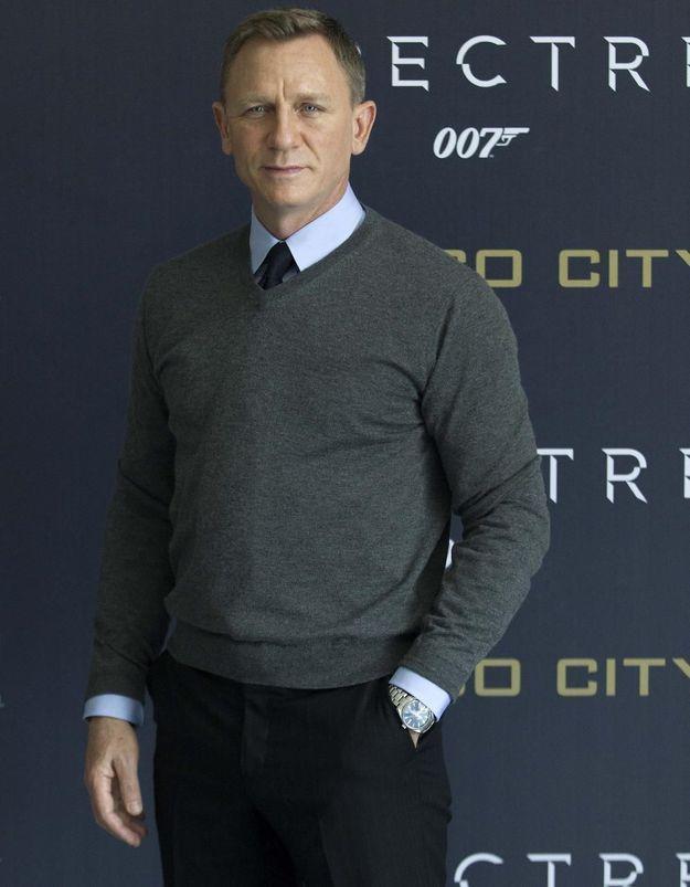 L'homme de la semaine: Craig, Daniel Craig