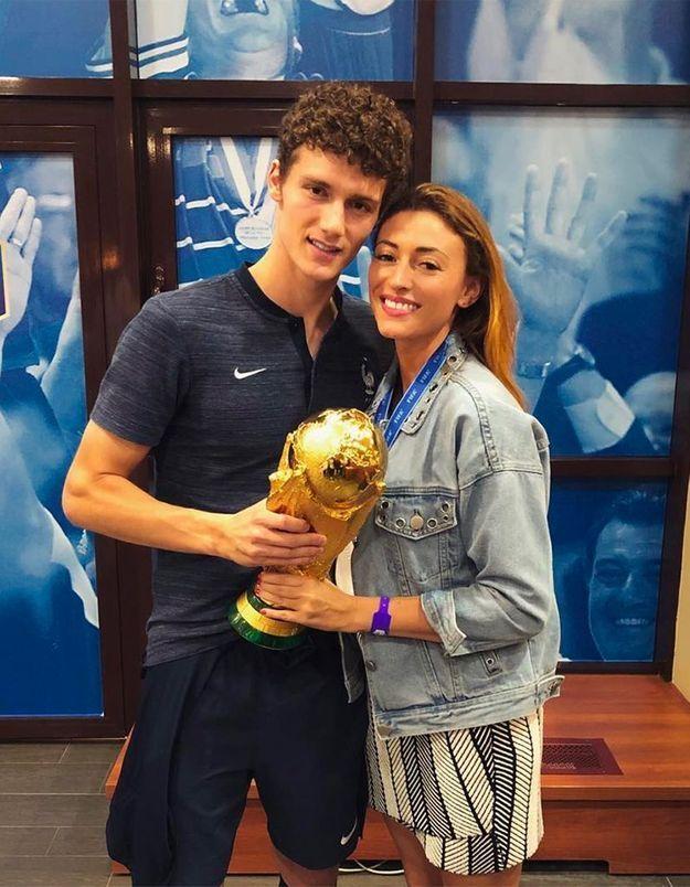 A l'Elysée avec la Coupe du monde