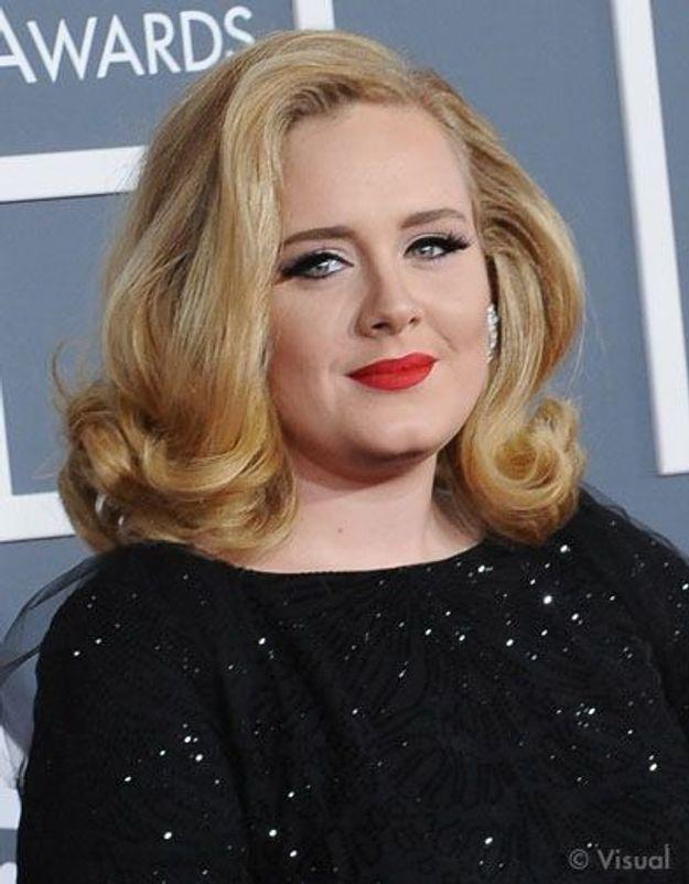 La chanteuse Adele arrête sa carrière par amour