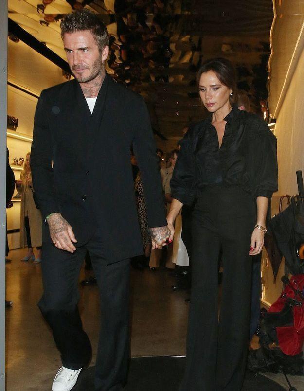 La famille Beckham a contracté le Covid-19