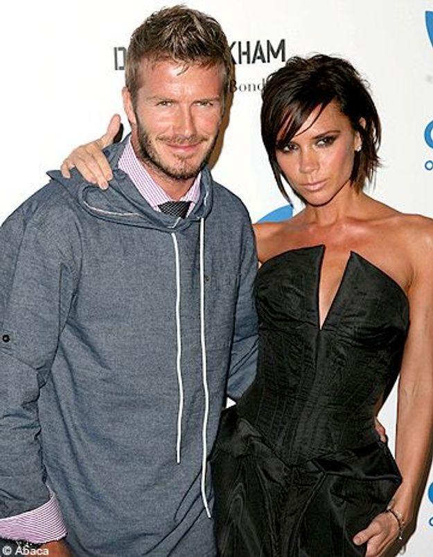 La famille Beckham en vacances chez Steven Spielberg