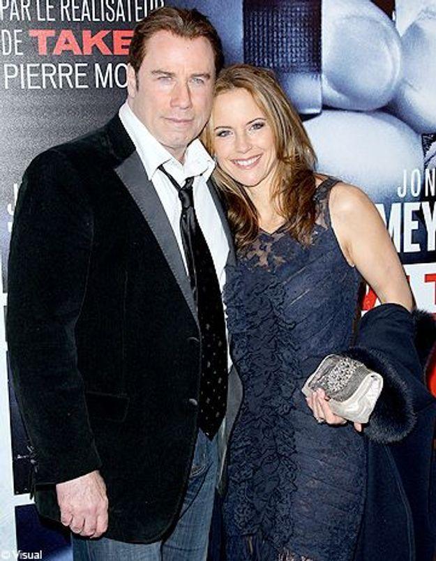 La femme de John Travolta enceinte à 47 ans !