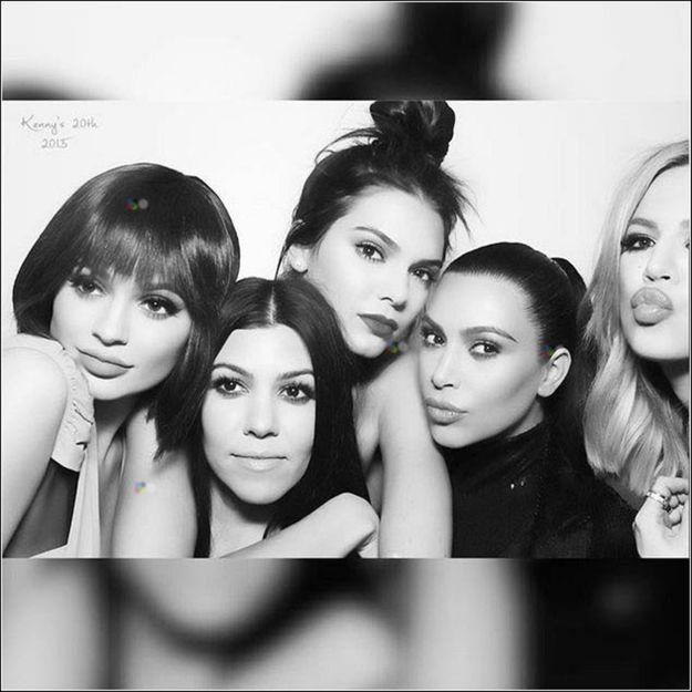 La jolie surprise des filles Kardashian pour l'anniversaire de leur mère