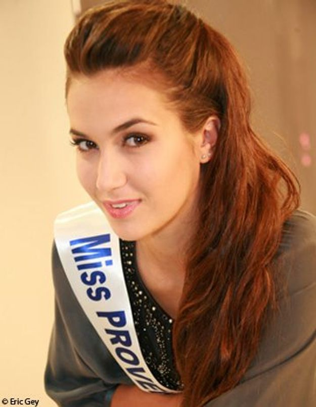 La Miss Nationale de Geneviève de Fontenay vient de Provence