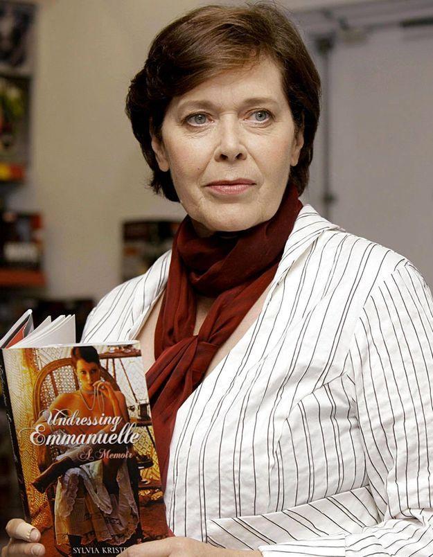 "La star d'""Emmanuelle"", Sylvia Kristel, victime d'un AVC"