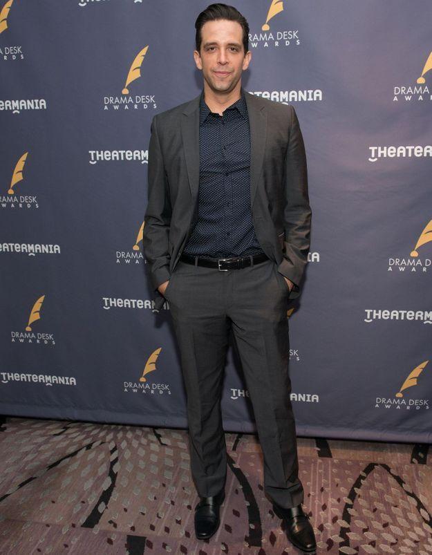 La star de Broadway, Nick Cordero est mort à l'âge de 41 ans