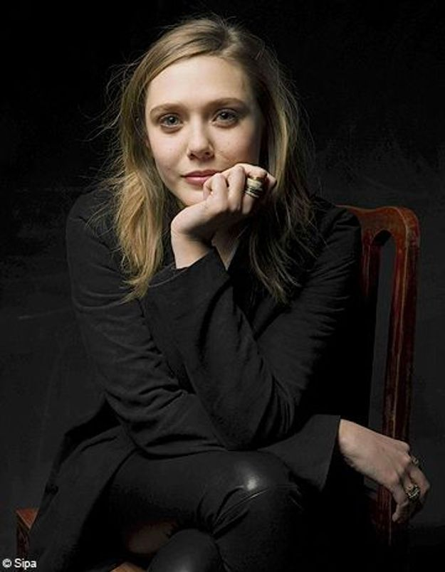 La troisième sœur Olsen s'appelle Elyzabeth