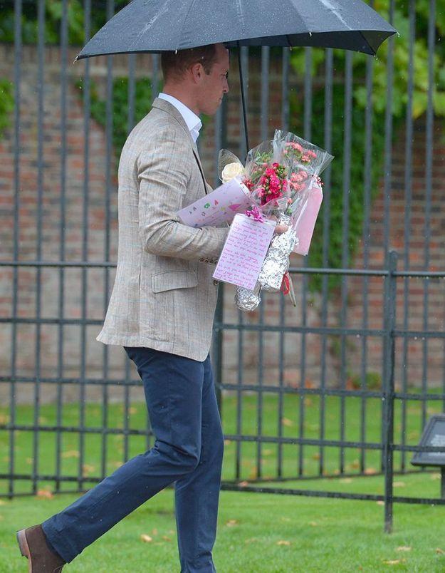 Un bouquet pour la princesse