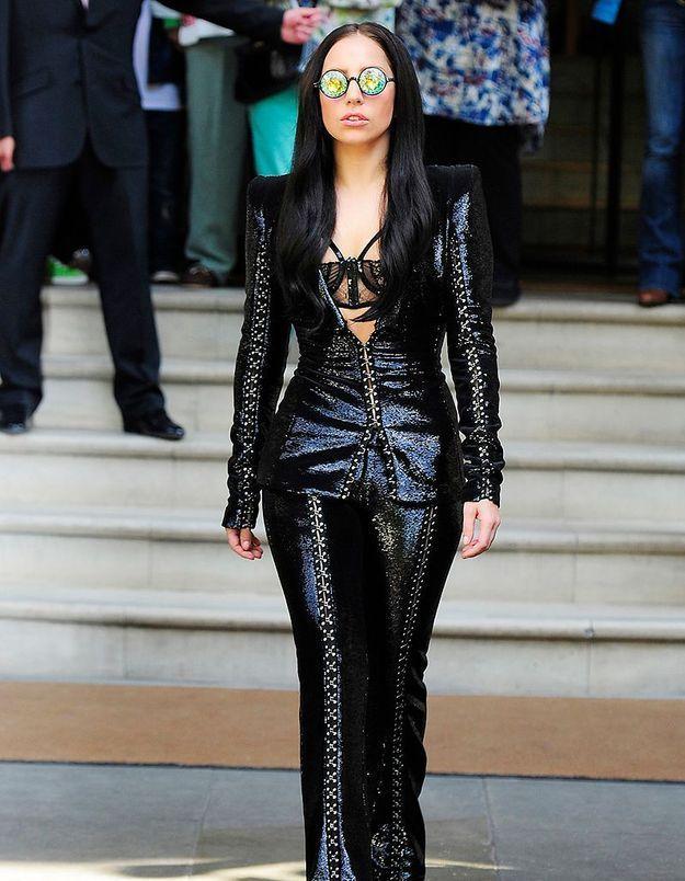 Lady Gaga devant la justice