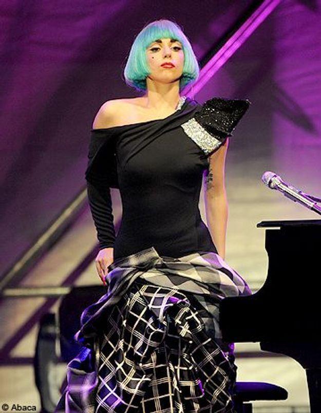 Lady Gaga : son compte Youtube censuré par… Nagui !