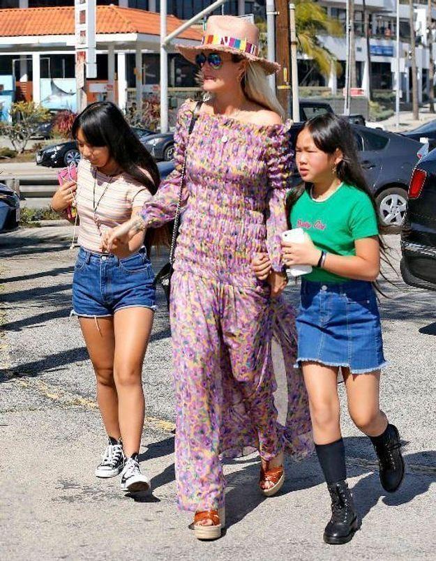 Laeticia Hallyday : sa déclaration d'amour pour ses filles qui cache autre chose