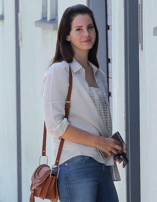 Lana Del Rey : le masque qui fait polémique