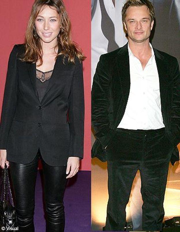 Laura Smet et David Hallyday aux NRJ Music Awards