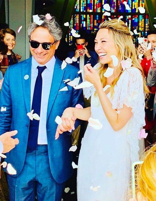 Laura Smet  la vidéo émouvante de son mariage