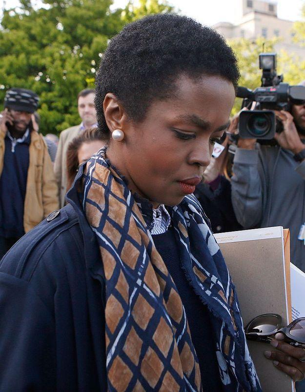 Lauryn Hill à l'ombre d'elle-même