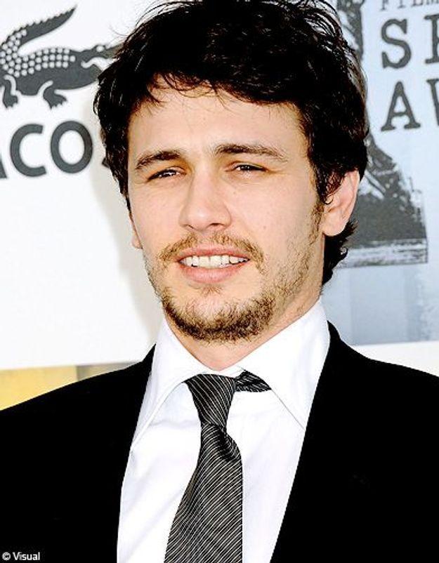 Le beau gosse de la semaine du 02/04/10 est… James Franco !