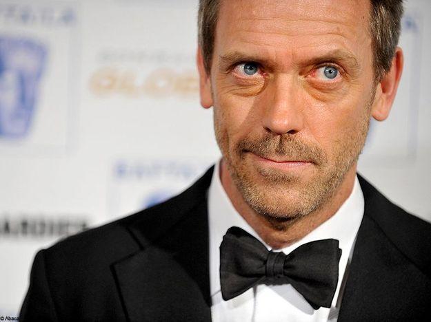 Le beau gosse de la semaine du 05/02/10 est… Hugh Laurie !