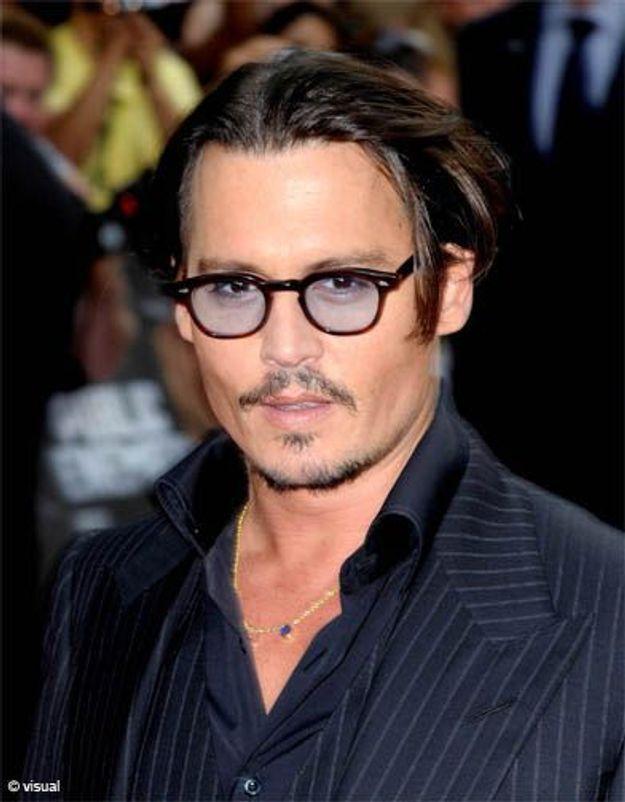 Le beau gosse de la semaine du 08/01/10 est… Johnny Depp !